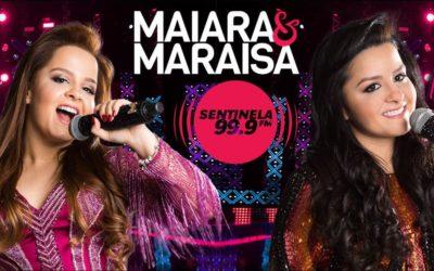 Ouvir musicas sertanejas com o poder feminino de Maiara e Maraisa radios online