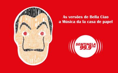 Música Bella Ciao a Música da La Casa de Papel